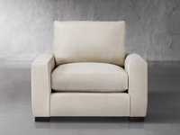 """Remington Upholstered 43"""" Petite Chair"""