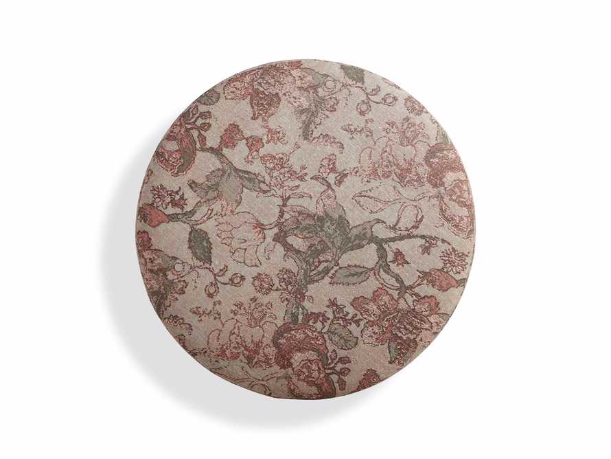 "Adria Upholstered 38"" Round Ottoman, slide 3 of 4"