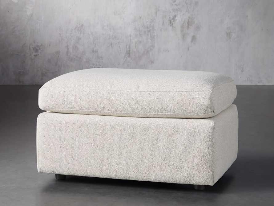 """Ashby Upholstered 30"""" Ottoman, slide 2 of 3"""