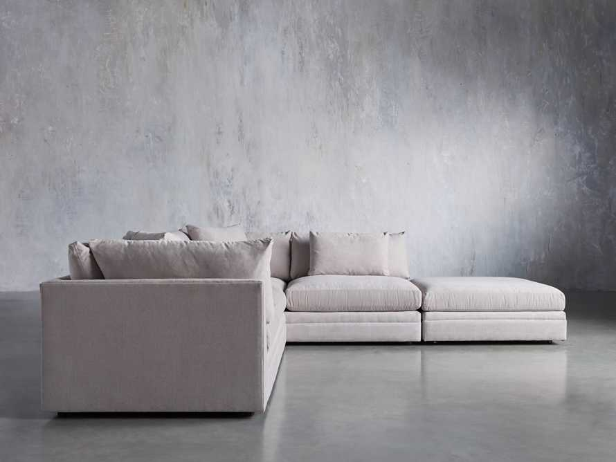 Pavo Upholstered 3-PC Left Arm Sectional, slide 3 of 7
