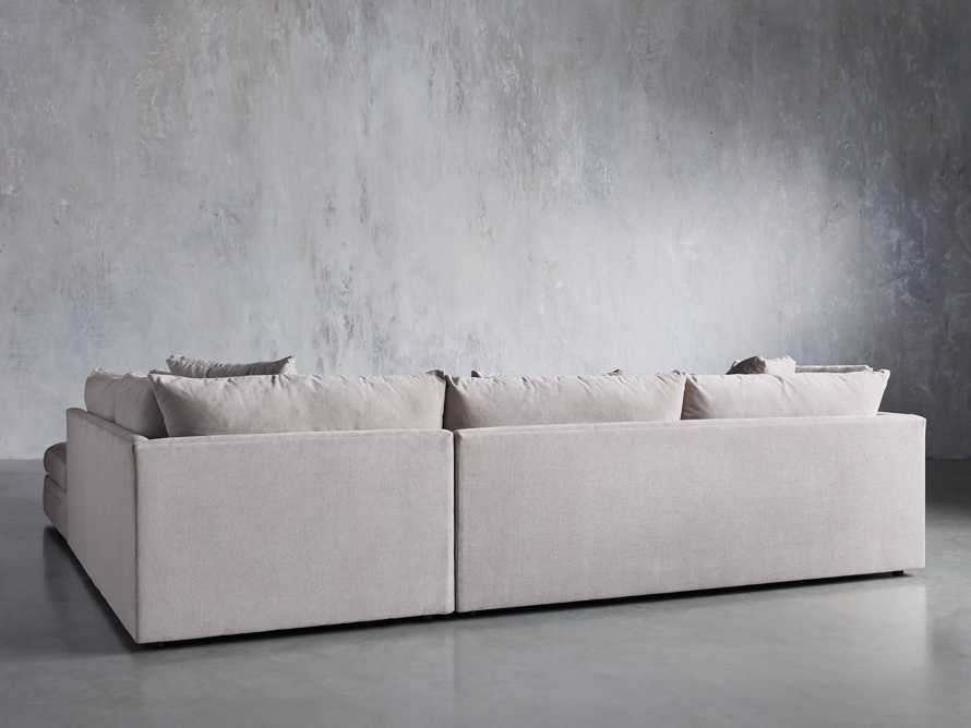 Pavo Upholstered 3-PC Left Arm Sectional, slide 4 of 7