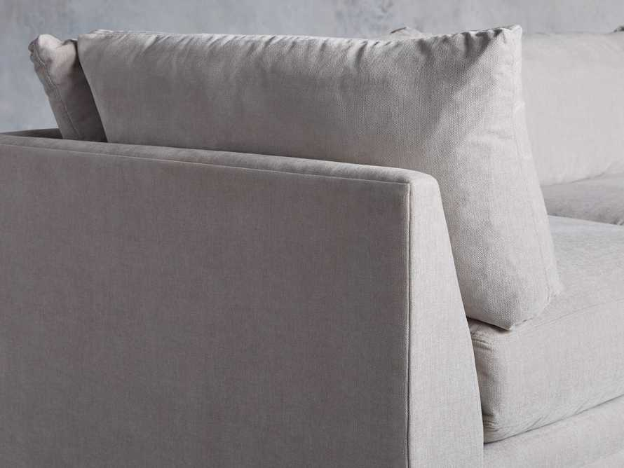 Pavo Upholstered 3-PC Left Arm Sectional, slide 5 of 7