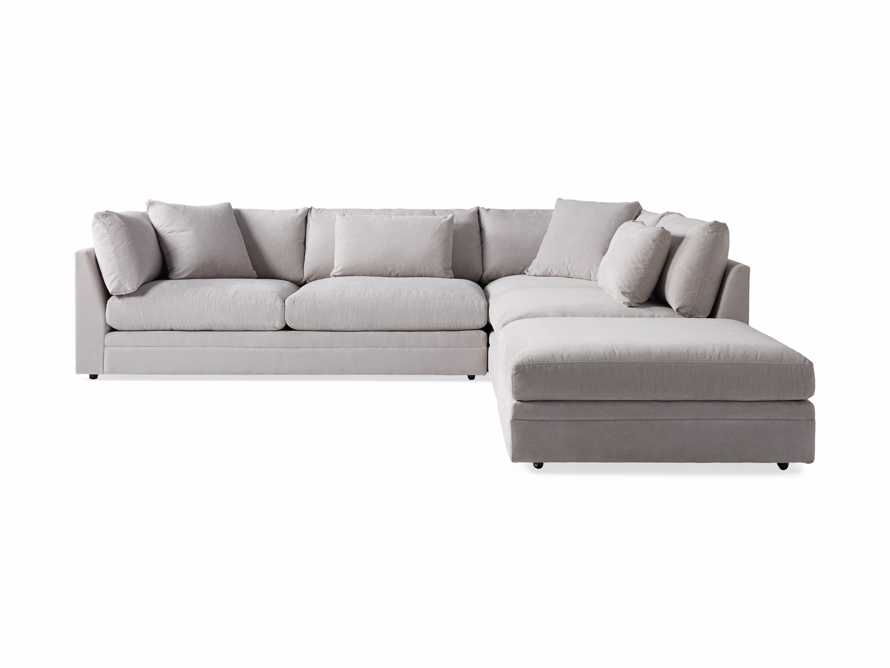 Pavo Upholstered 3-PC Left Arm Sectional, slide 6 of 7