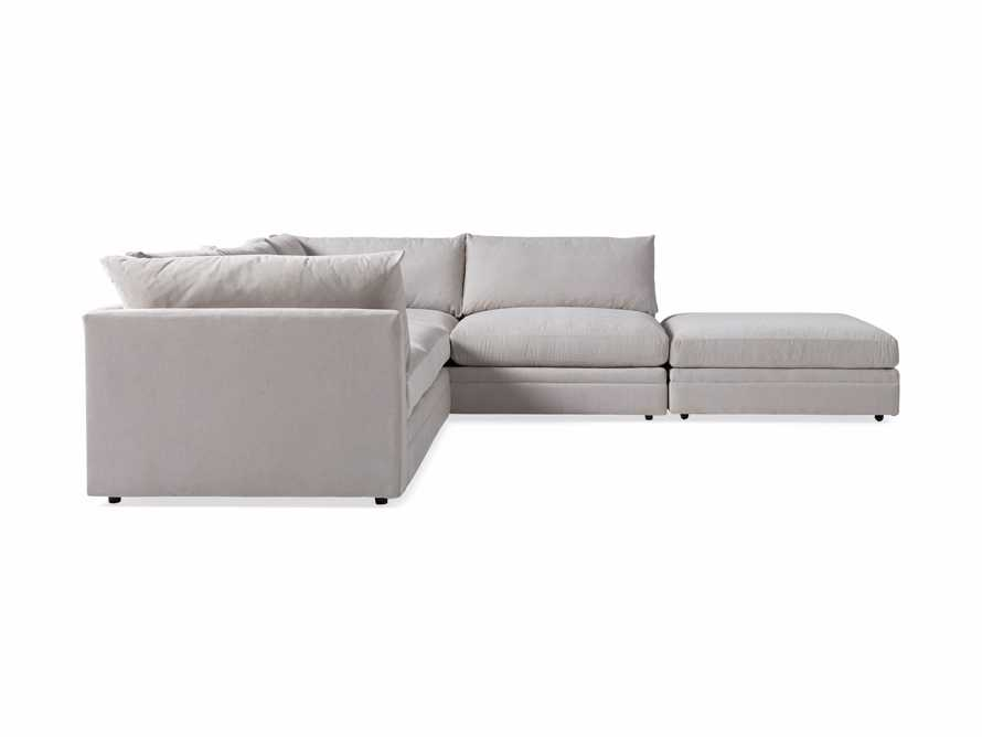 Pavo Upholstered 3-PC Left Arm Sectional, slide 7 of 7