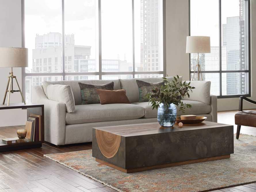 """Ashby Deep Upholstered 106"""" 2/2 Sofa, slide 8 of 11"""