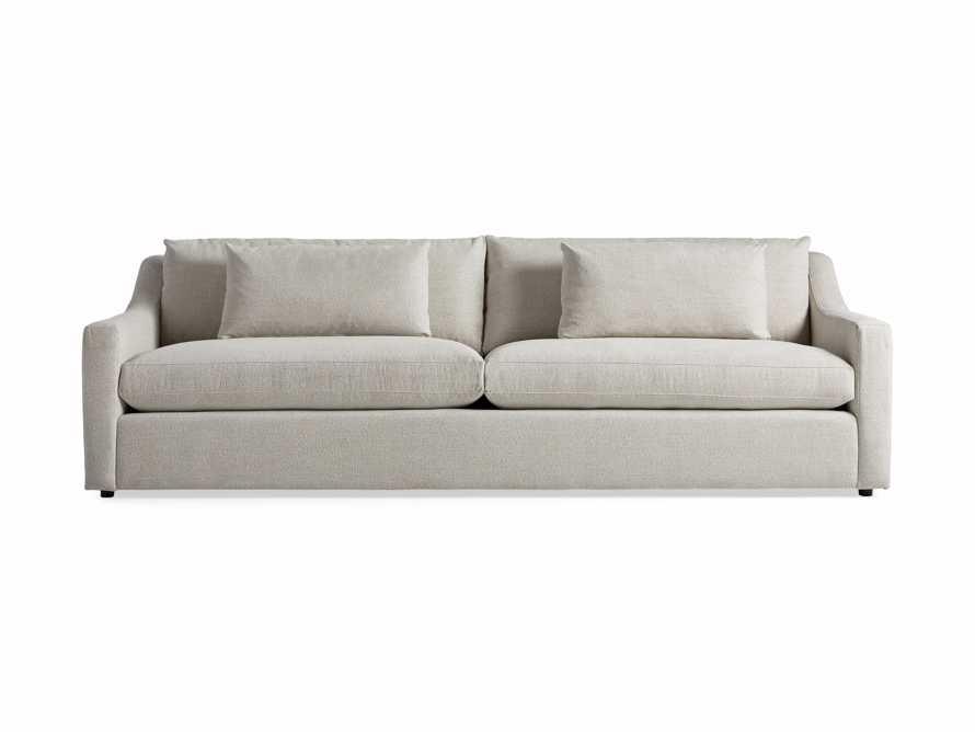 """Ashby Deep Upholstered 106"""" 2/2 Sofa, slide 10 of 11"""