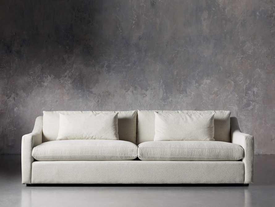 """Ashby Deep Upholstered 106"""" 2/2 Sofa, slide 2 of 11"""