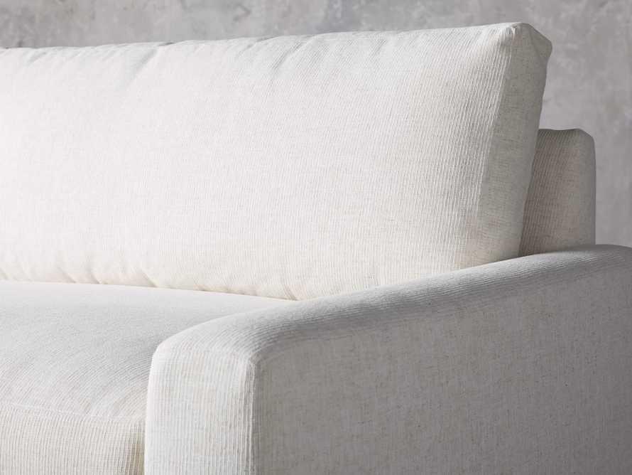 "Remington Upholstered 108"" Deep 2/2 Sofa, slide 5 of 7"