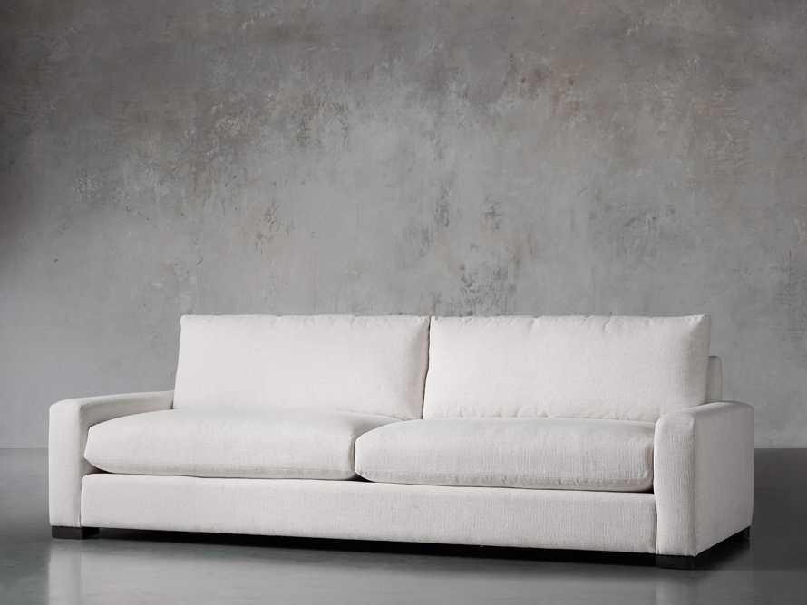 "Remington Upholstered 108"" Deep 2/2 Sofa, slide 2 of 7"