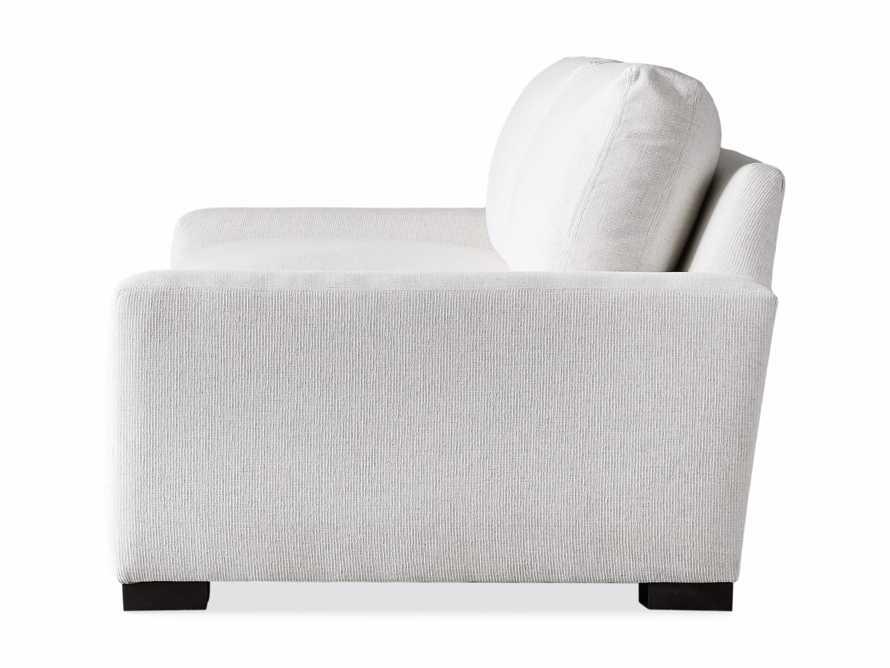 "Remington Upholstered 108"" Deep 2/2 Sofa, slide 7 of 7"