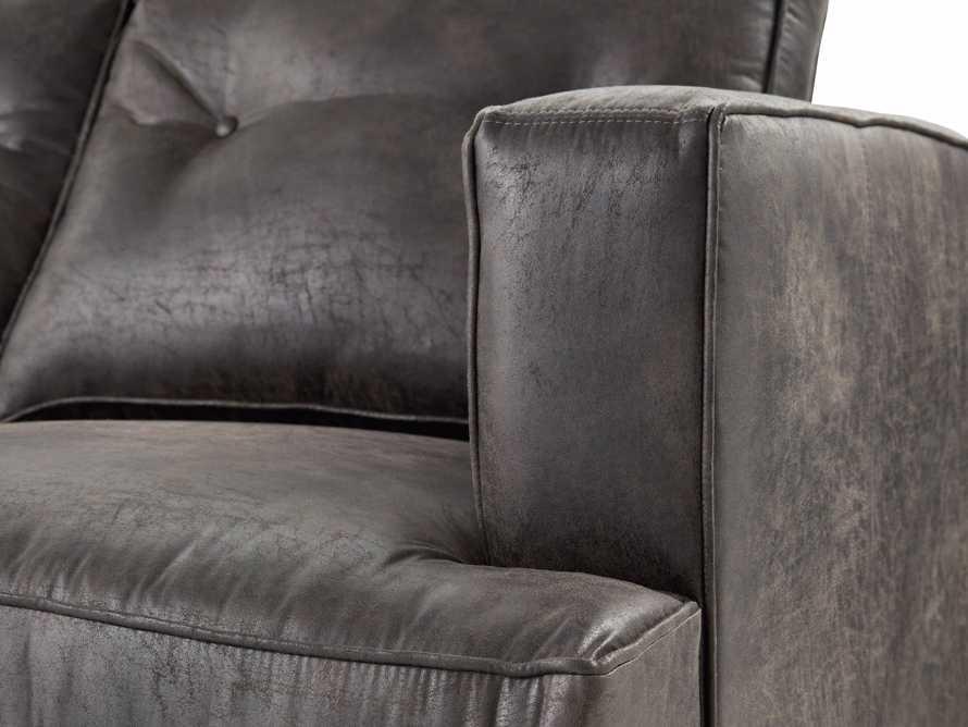 "Flanders 84"" Upholstered Sofa, slide 5 of 6"