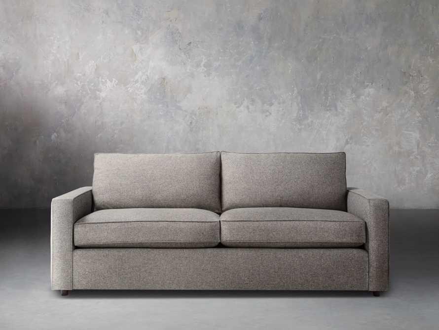 "Filmore 86"" Upholstered Queen Air Sleeper Sofa, slide 2 of 9"