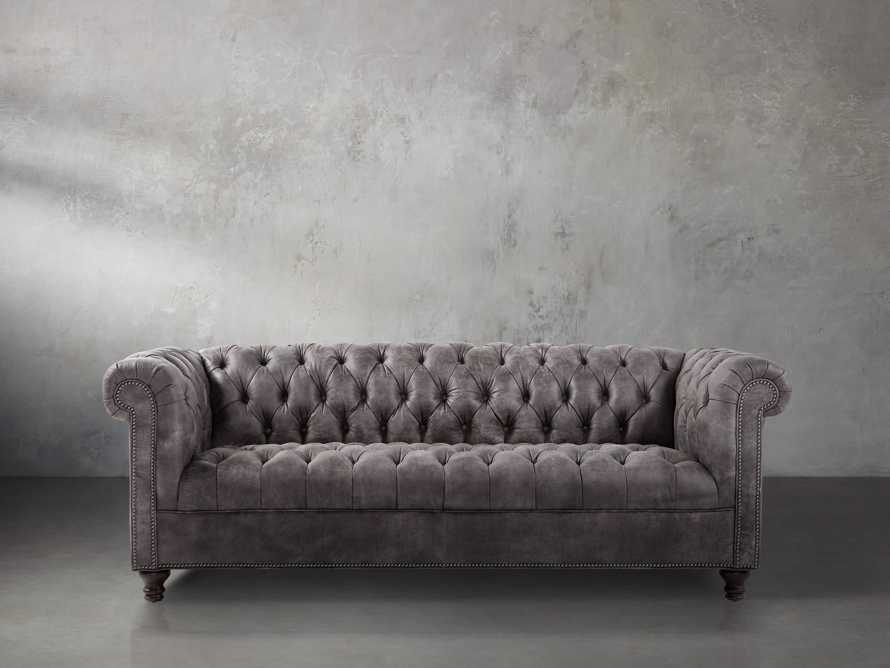 Berwick Leather Sofa Arhaus