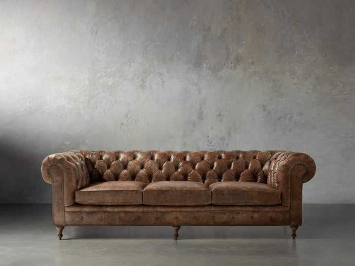 Sofas & Couches | Leather Sofas | Loveseats | Arhaus