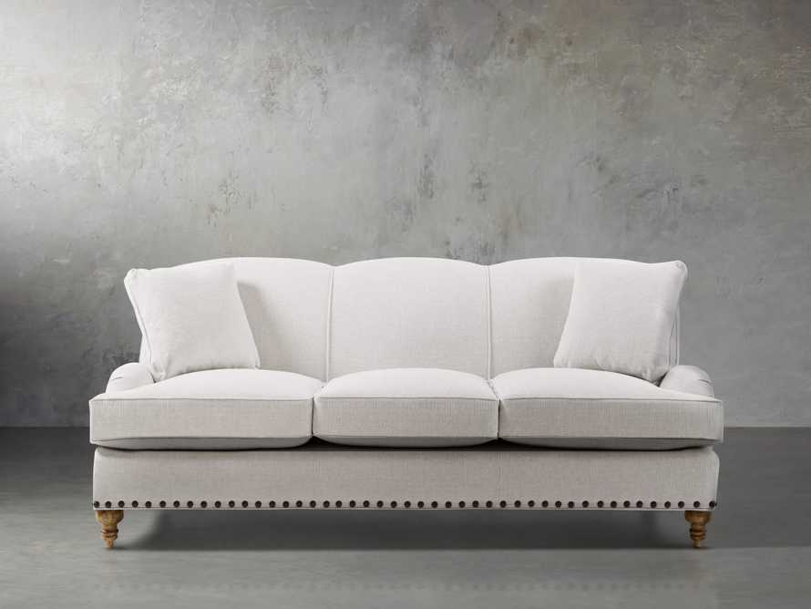 "Outerbanks Upholstered 86"" Sofa, slide 2 of 13"