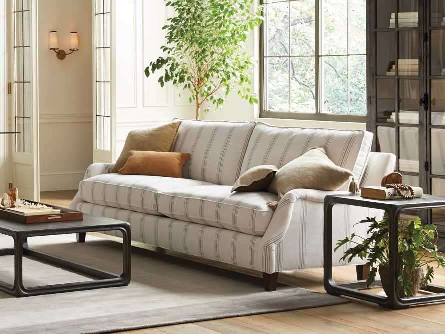 """Paxton 100"""" Upholstered Sofa, slide 9 of 10"""