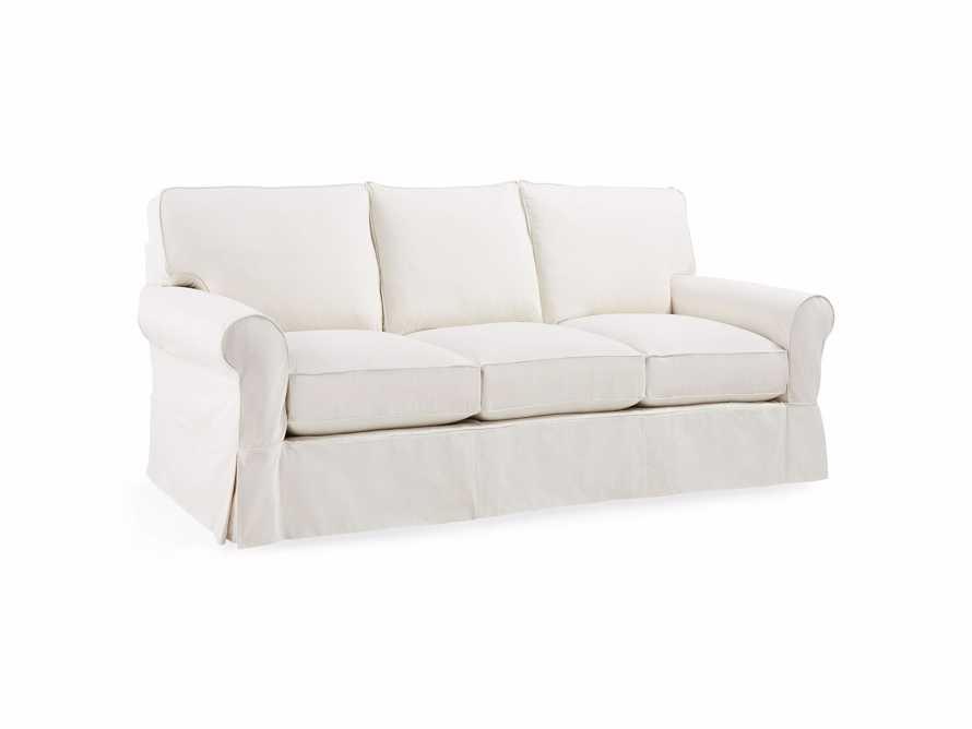 "Baldwin 89"" Slipcovered Sofa"