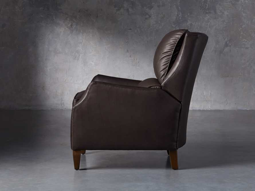 "Alex Leather 30"" Recliner, slide 3 of 11"