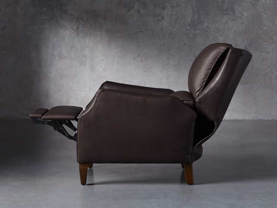 "Alex Leather 30"" Recliner, slide 5 of 11"