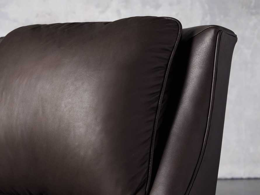 "Alex Leather 30"" Recliner, slide 8 of 11"
