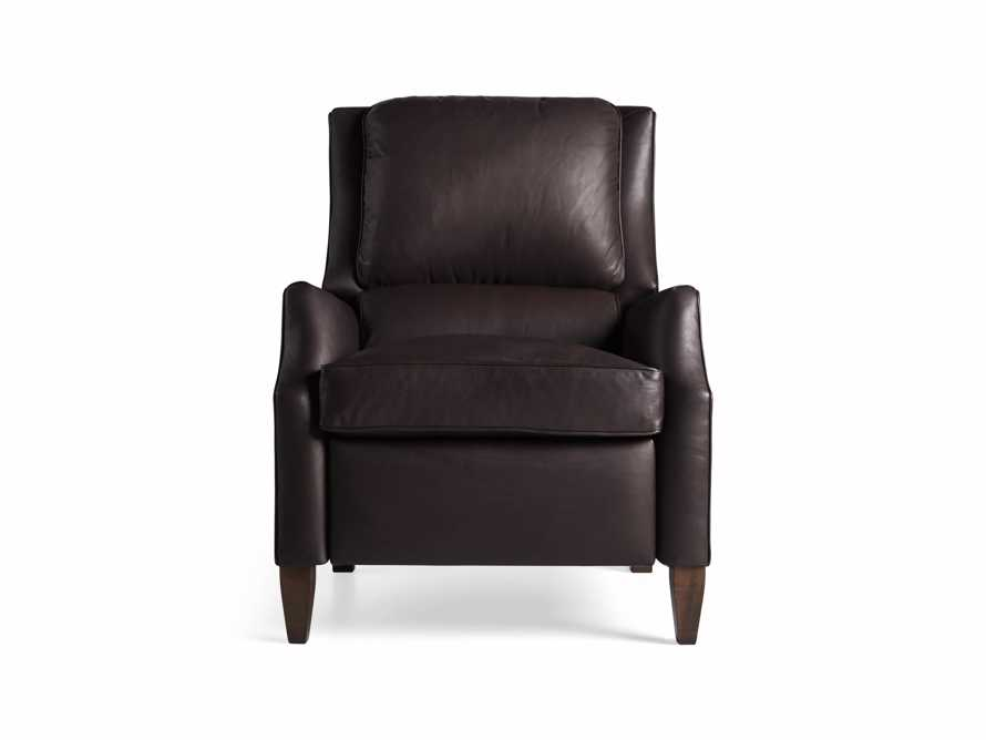 "Alex Leather 30"" Recliner, slide 9 of 11"