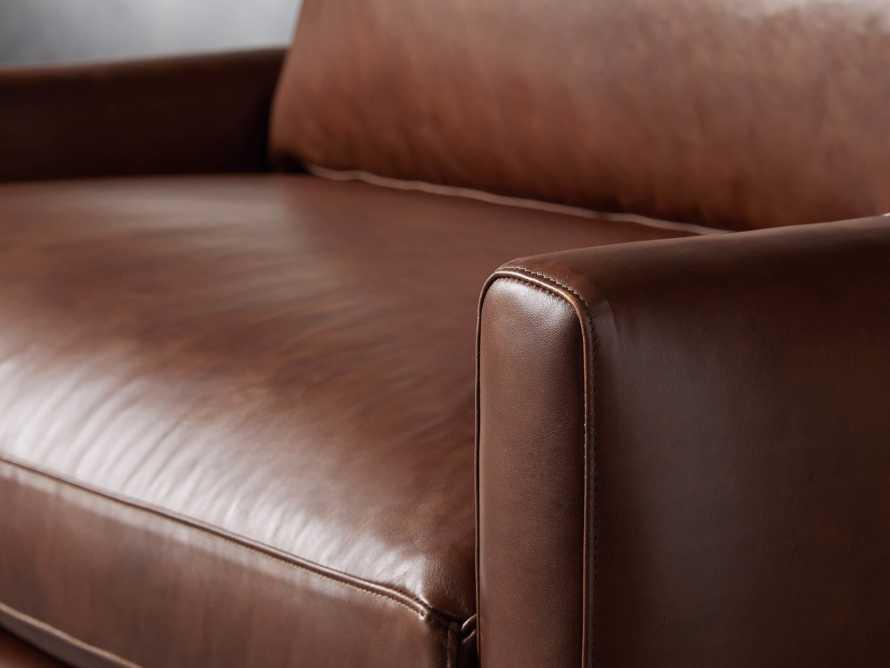 "Kipton Leather 51"" Chair, slide 5 of 8"