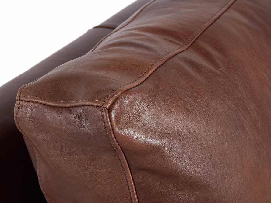 "Kipton Leather 94"" Sofa, slide 9 of 10"