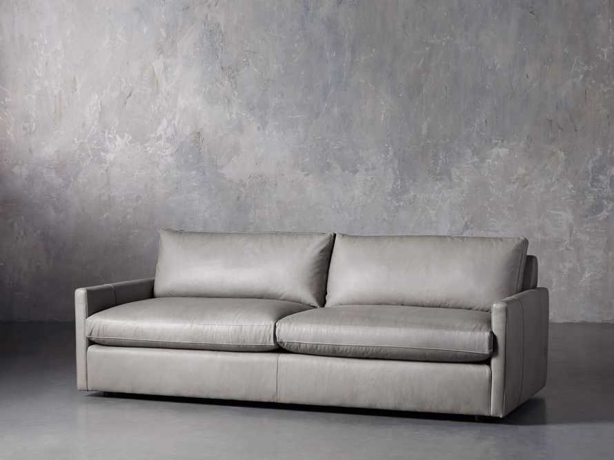 Kipton Leather Sofa | Arhaus Furniture