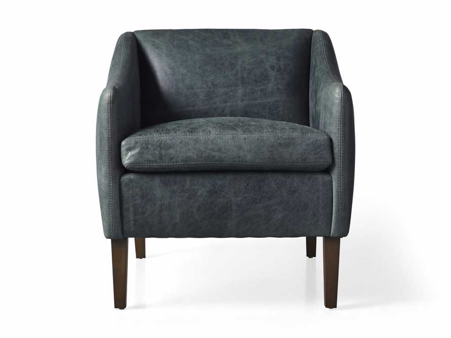 """Brody Leather 30"""" Chair, slide 7 of 8"""