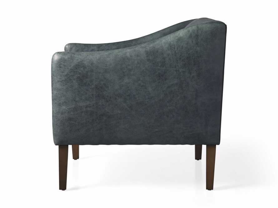 """Brody Leather 30"""" Chair, slide 8 of 8"""