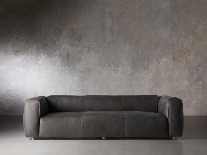 Sofas & Couches   Leather Sofas   Loveseats   Arhaus