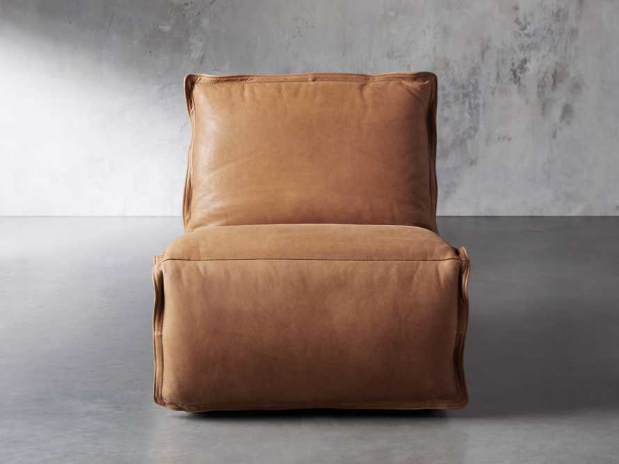 "Rowland Leather 43"" Motion Recliner, slide 2 of 12"