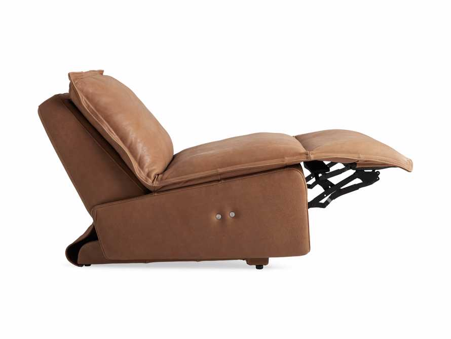 "Rowland Leather 43"" Motion Recliner, slide 12 of 12"