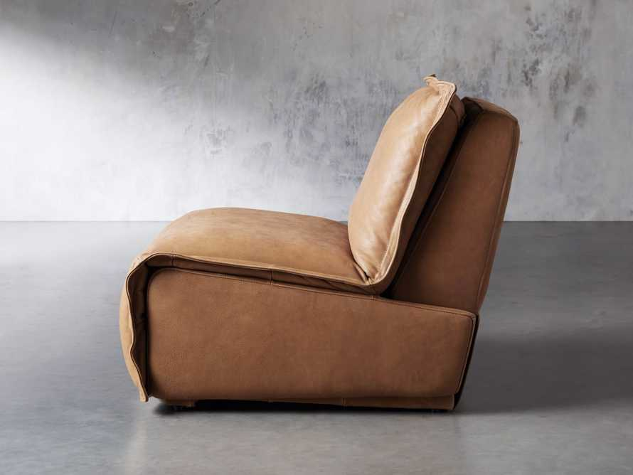 "Rowland Leather 43"" Motion Recliner, slide 4 of 12"
