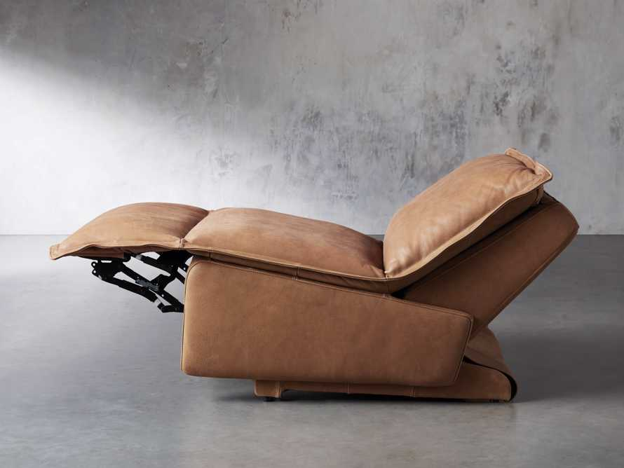 "Rowland Leather 43"" Motion Recliner, slide 7 of 12"