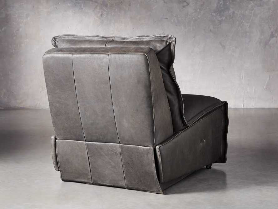 """Rowland Leather 43"""" Recliner, slide 5 of 12"""