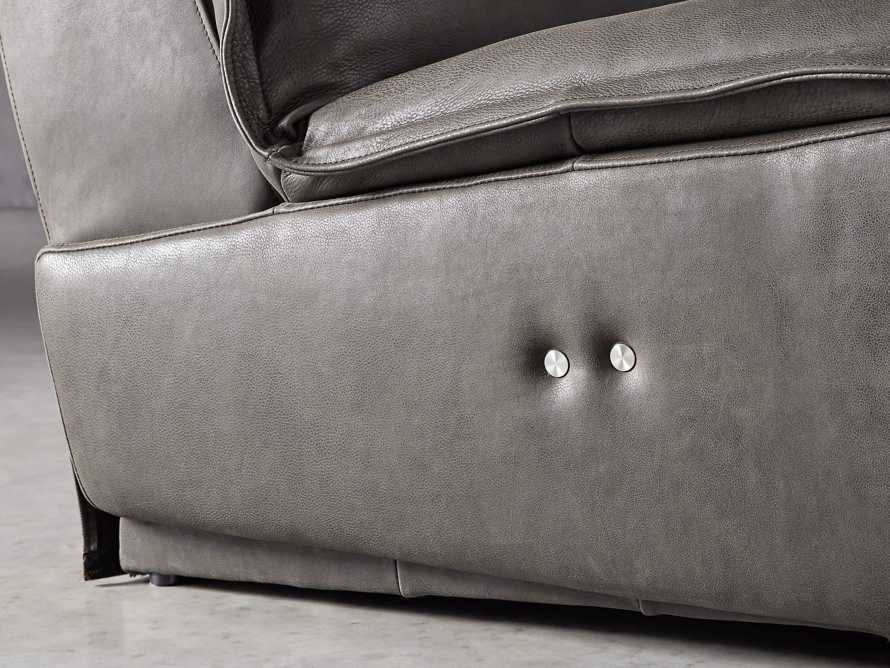 """Rowland Leather 43"""" Recliner, slide 7 of 12"""