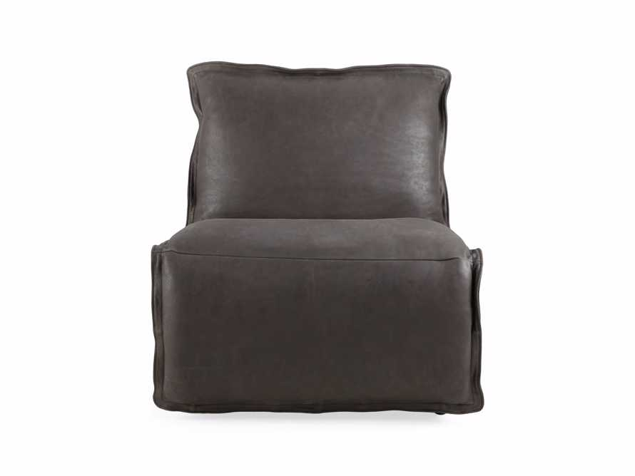 """Rowland Leather 43"""" Recliner, slide 10 of 12"""
