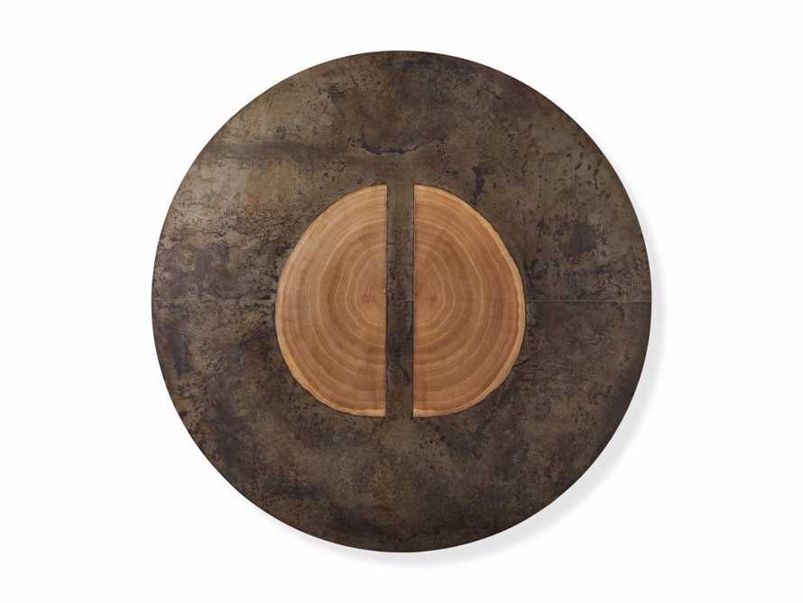 """Acacius 54"""" Round Dining Table, slide 5 of 5"""