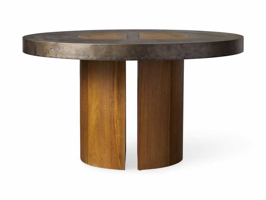 """Acacius 54"""" Round Dining Table, slide 4 of 5"""