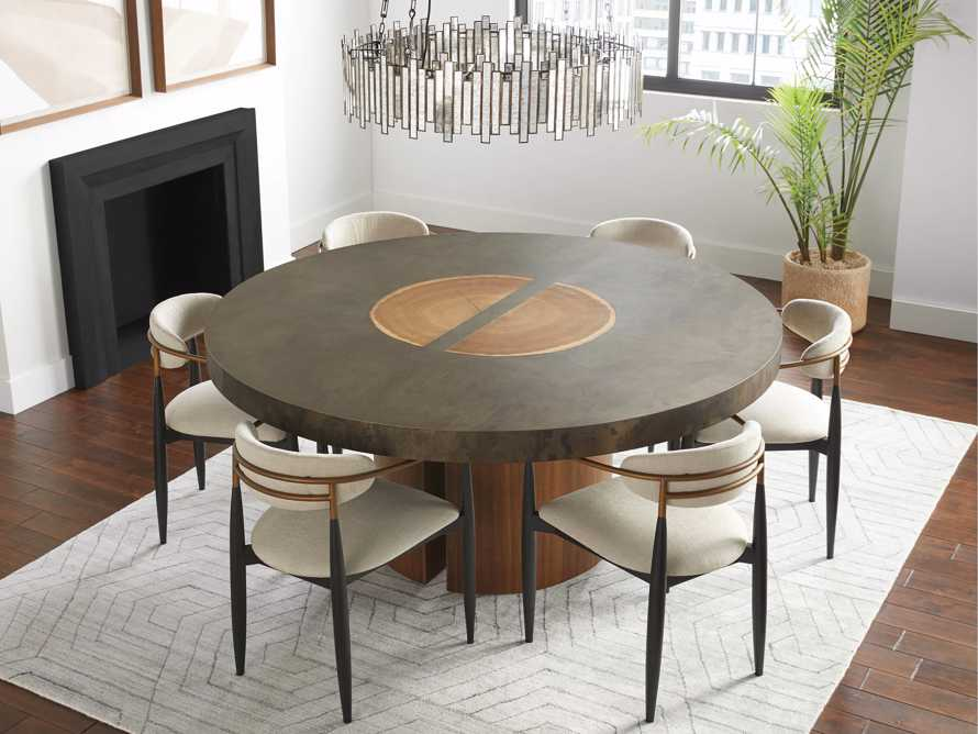 Acacius Round Dining Table Arhaus