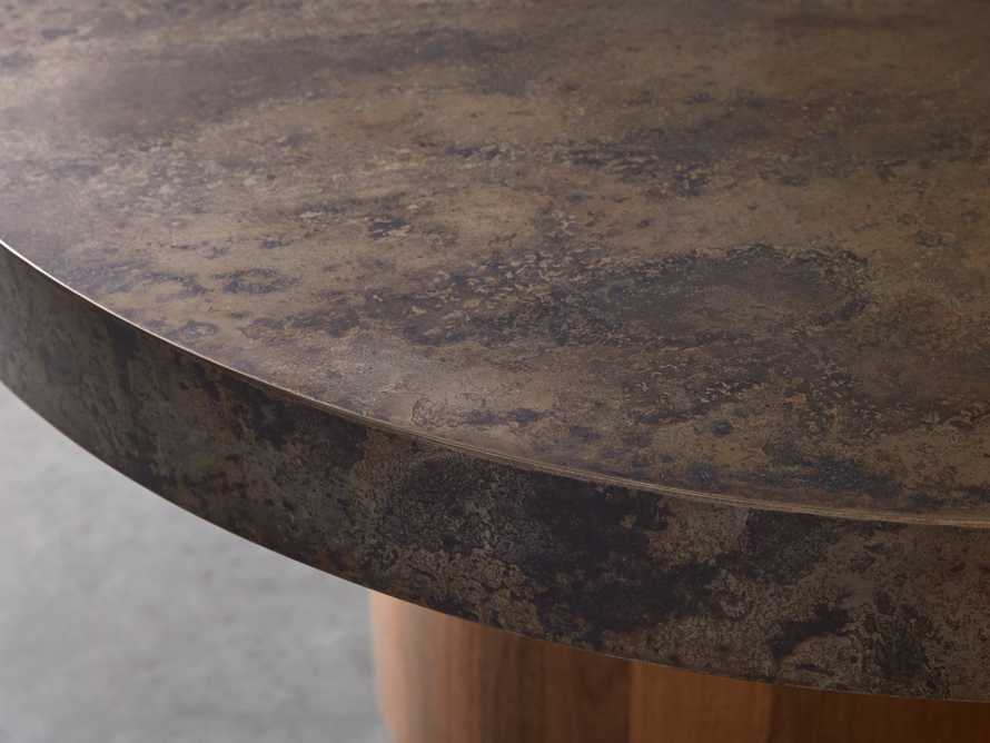 """Acacius 96"""" Oval Dining Table, slide 5 of 9"""