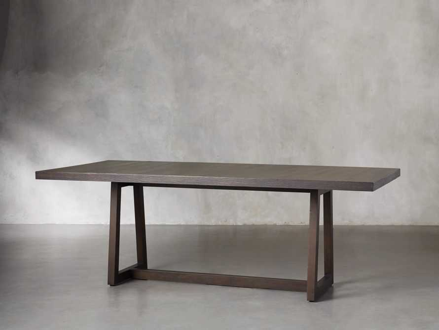 "Acero 84"" Dining Table"