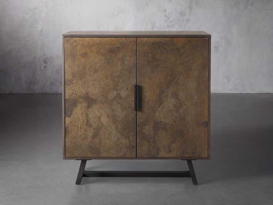 """Acero 40"""" Bar Cabinet, slide 2 of 7"""