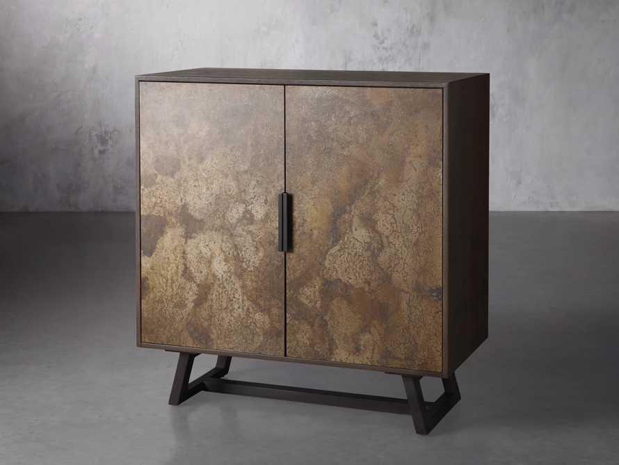 """Acero 40"""" Bar Cabinet, slide 3 of 7"""