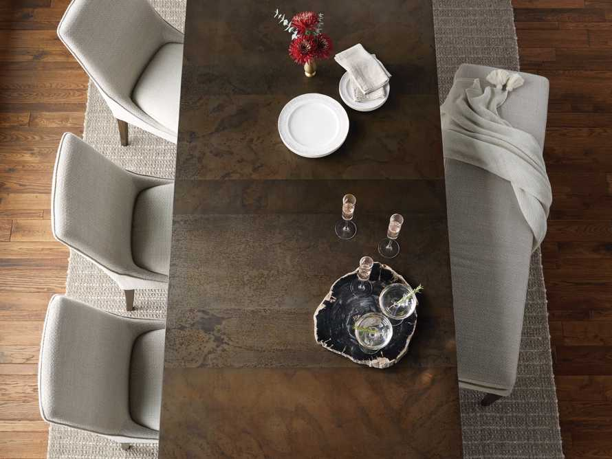 """Acero 96"""" Dining Table, slide 8 of 15"""