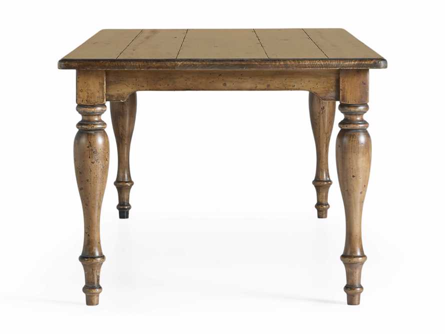 "Adriana 86"" Farmhouse Dining Table, slide 11 of 12"