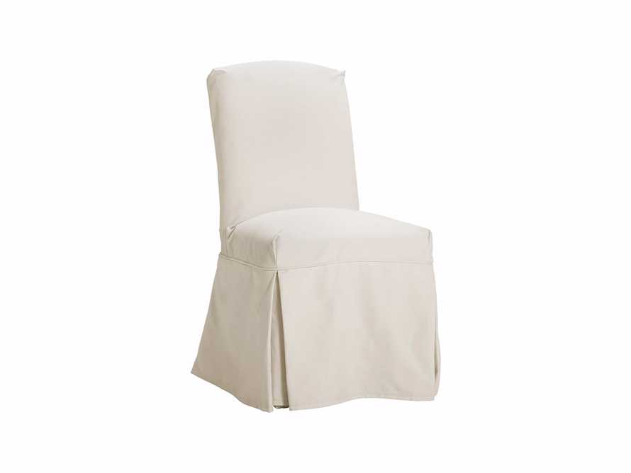 """Alaina Slipcovered 20"""" Dining Side Chair"""