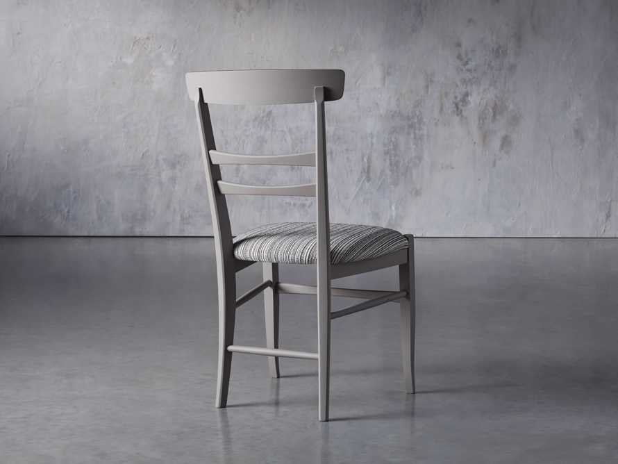 "Allora 19"" Dining Side Chair in Ombra Grey, slide 5 of 9"