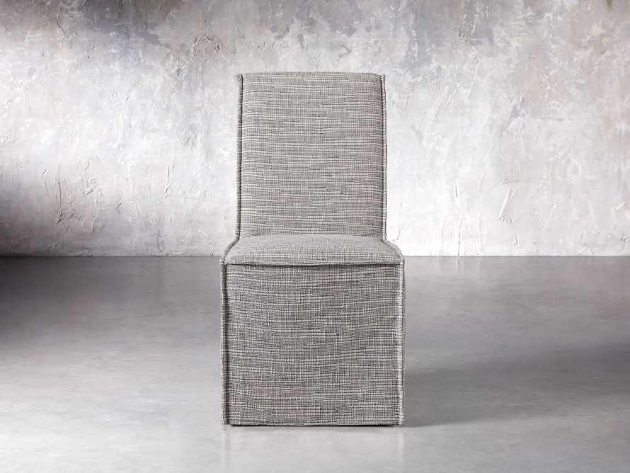 Alma Dining Side Chair in Tolbert Grey, slide 2 of 8